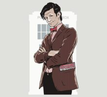 Doctor Who Secret #1 by zerobriant