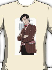 Doctor Who Secret #1 T-Shirt