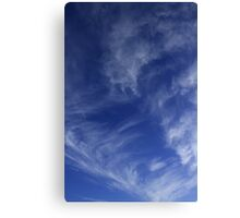 Mares Tails Canvas Print
