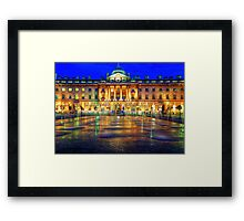 Somerset House Framed Print