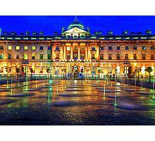 Somerset House Photographic Print