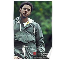 J.COLE -- 2014 Forest Hills Drive -- POSTER/T-Shirt Poster