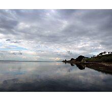 Eastern Beach, Corio Bay, Geelong Photographic Print