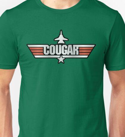 Top Gun Cougar (with Tomcat) Unisex T-Shirt