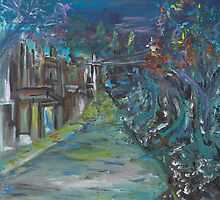 Leura  - Night by Julie-Ann Vellios
