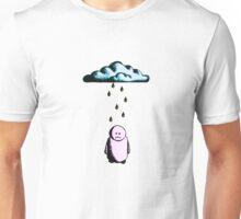 Sad Man & Rain Cloud Unisex T-Shirt