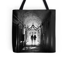 There is light at the end Tote Bag
