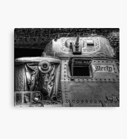 """""""Monty"""" Canvas Print"""