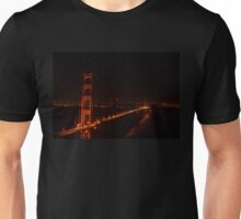 Night @ Golden Gates Unisex T-Shirt