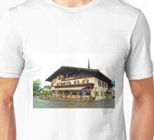 Trattoria at Kossen, Austria Unisex T-Shirt