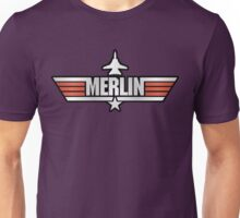 Top Gun Merlin (with Tomcat) Unisex T-Shirt