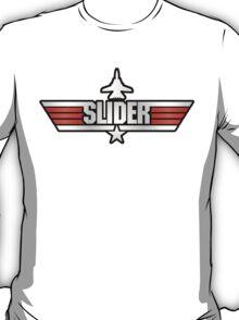 Top Gun Slider (with Tomcat) T-Shirt