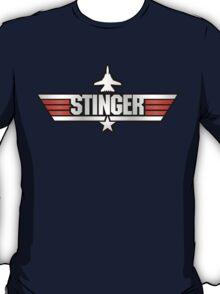 Top Gun Stinger (with Tomcat) T-Shirt