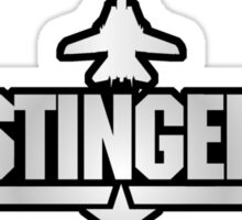 Top Gun Stinger (with Tomcat) Sticker