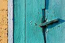 Caribean Door Latch by Leon Heyns
