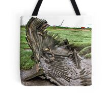 Skeleton Coast Tote Bag