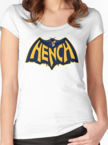 Hench Women's Fitted Scoop T-Shirt