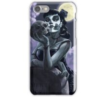 Kiss of Death iPhone Case/Skin
