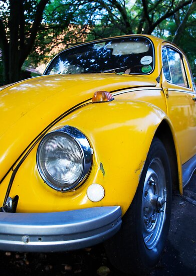 Punch Buggy by Shaun Colin Bell