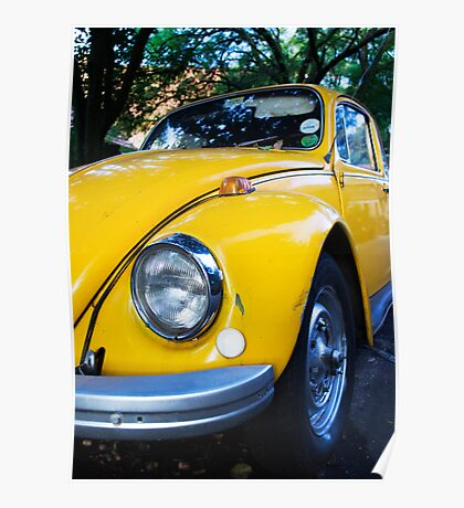 Punch Buggy Poster
