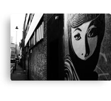 URBAN DECOR Canvas Print
