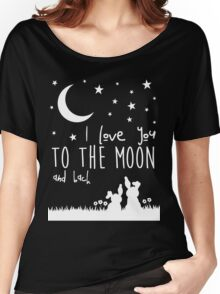 To the Moon Women's Relaxed Fit T-Shirt