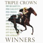 Triple Crown Winners by Ginny Luttrell
