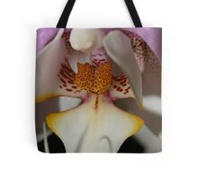 Orchid Tounge Tote Bag
