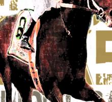 Belmont Stakes Sticker