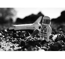 Hello, Space Ladies Photographic Print