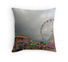 Fair Fun In The Ozarks Throw Pillow