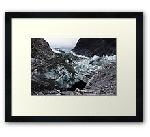 Franz Joseph glacier #2 Framed Print