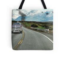 Randall Flagg Gets Away Again Tote Bag