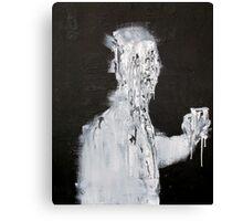 HOLY DRINKER Canvas Print