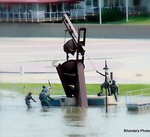 Iron workers flood by huskerbaybies05