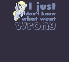 """Derpy Hooves / Ditzy Doo """"I just don't know what went wrong"""" T-Shirt"""