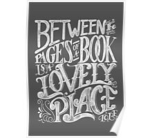 Between the Pages Poster