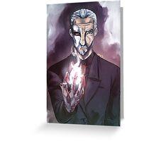 Eidolon -The Warlock- Greeting Card