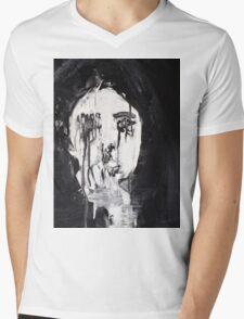 ORACLE Mens V-Neck T-Shirt