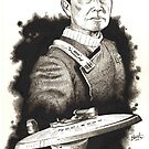 Sulu and His Ship by Jerry Bennett