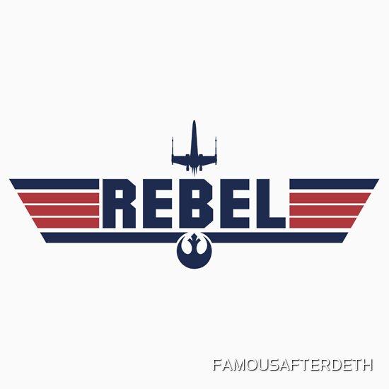 TShirtGifter presents: Top Rebel