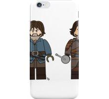 Musketeers iPhone Case/Skin