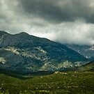 The Greek Mountains by Kofoed