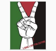 Long Live Palestine by Syed Mowla