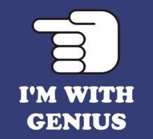I'm With Genius by limitlezz