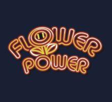 Flower Power by oneskillwonder