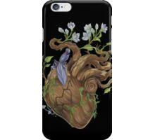 Heart - Wood iPhone Case/Skin
