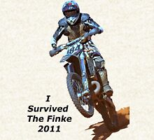 I Survived The Finke Desert Race Hoodie