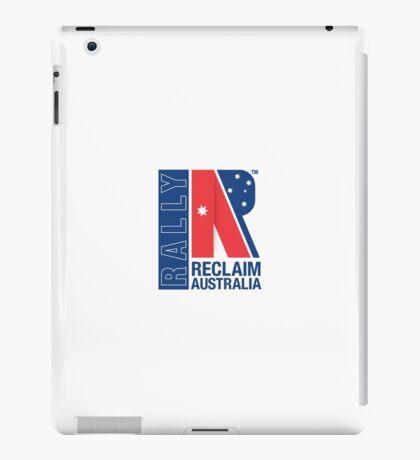Reclaim Australia Logo iPad Case/Skin