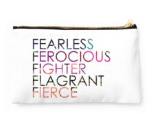 F Words Studio Pouch